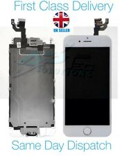iPhone 6 White LCD Touch Screen with Home Button, Speaker, Camera and Adhesive