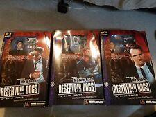 Palisades Reservoir Dogs Acition Figures Mr. Brown, Mr. Blonde & Marvin Nash HOT