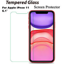 """Real Tempered Glass Film Screen Protector Cover Protection For iPhone 11 6.1"""""""