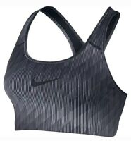 NEW LADIES WOMEN'S  NIKE SPORTS BRA DRI FIT  CROP TOP   TRAINING  XS