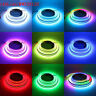 WS2812B 5V 5050 RGB LED Strip 1-5M 30 60 144 150 300 Leds Individual Addressable