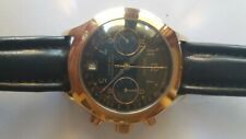 Vintage Russian Watch Poljot 70s Gold plated