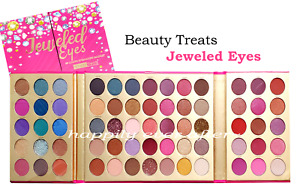Beauty Treats Jeweled eyes palette - 65 Pigmented Colors shadow Booklet