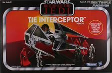 Reducción de la colección Vintage De Star Wars Legado Tvc Tie Interceptor Fighter Z