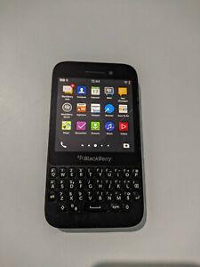 BlackBerry Q5 - Black (Unlocked)