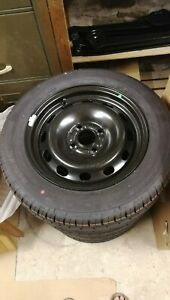 Genuine 15 Ford B-Max 2012 to 16 Set Wheels 195 60 15 Premium Continental Tyres