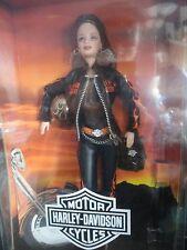 Harley Davidson Barbie Doll NRFB MIB