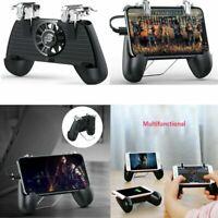 PUBG Mobile Phone Gamepad Joystick Game Controller Holder & Cooler Cooling Fan