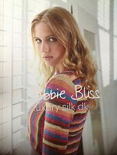 DEBBIE BLISS LUXURY SILK DK PATTERN BOOK