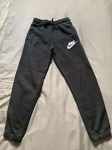 Nike Boys Black Bottoms Size M , VGC