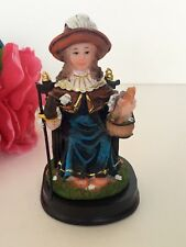 "Santo Niño De Atocha Estatua St. Holy Infant Figurine Catholic Statue 3"" Saints"