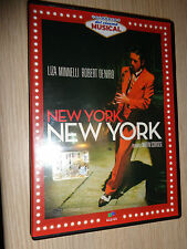 DVD NEW YORK NEW YORK MINNELLI DE NIRO SCORSESE I CLASSICI DEL CINEMA MUSICAL