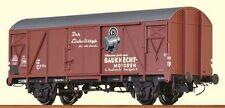 BRAWA Modellbahnen der Spur H0 aus Kunststoff in limitierter Auflage-Güterwagen
