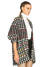 ISABEL MARANT DIANA HOUNDSTOOTH TWEED JACKET COAT FR 36 UK 8/ Dress Shirt Boots
