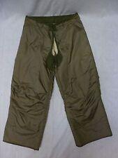 Vintage M51 US ARMY M1951  Frieze LINER Pants X-Small Wool Vietnam Era New