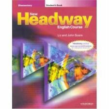 New Headway Elementary Students Book (New Headway English Course) (French
