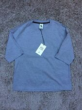 Women's Nike NikeLab Essentials T-shirt Grey Size Small 834263-063
