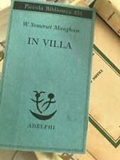 MAUGHAM - IN VILLA - ADELPHI - 2000