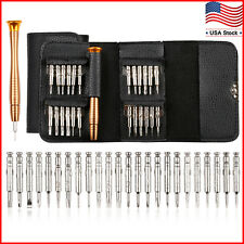 Screwdriver Kit Repair Tool Set For Macbook S8 iPhone 6 Phones PC Tablet 25 in 1