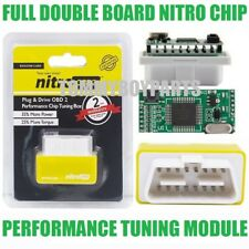 Tuner Performance Race Chip FORD F-250 Lariat XL XLT 6.2L Save Gas/Fuel