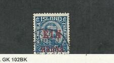 Iceland, Postage Stamp, #150 Used, 1926, JFZ