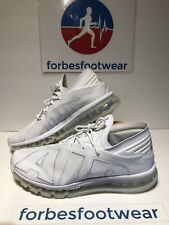 NIKE AIR MAX FLAIR MEN'S RUNNING SHOES SIZE US 13 WHITE 942236-100