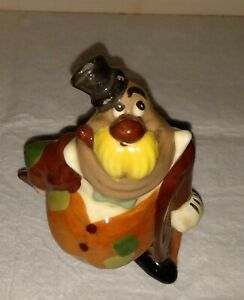 The Walrus from Alice in Wonderland Shaw with complete label nice scarce figure