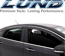 Lund 184809 Ventvisor Elite Side Window Shades 4-Piece 2006-2013 Chevy Impala