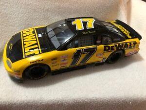 NASCAR Diecast 1/24 Scale 17 MATT KENSETH DeWALT Originals Chevrolet Monte Carlo