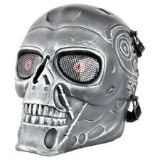Masque Tactique Terminator Gris Wosport