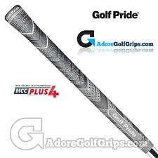 GOLF Pride New Decade Multi composti MCC PLUS 4 Undersize-Nero/Grigio x 1