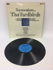 Eric Clapton, Jeff Beck uvm. - Remeber The Yardbirds | Starline  | LP: Near Mint