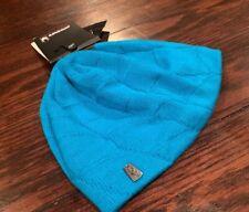 $25.00 NEW Spyder Men's Nebula Beanie Stocking Ski Hat Cap Electric Blue