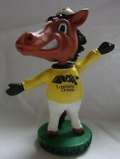 Vintage Horse Racing Nodder's Bobblehead Louisiana Downs   Collection 70's Rare