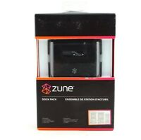 Zune Dock Pack Brand New OEM sealed for Microsoft Zune
