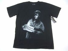 SOCIAL REPUBLIC BLACK 2XL GORILLA WORK FOR BANANAS FUNNY ART TSHIRT MENS NWT NEW