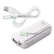 Portable Charger+USB Cable for Phone Samsung Galaxy J7 Perx/J7 Prime/J7 V/ Halo