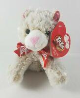 "Kit-kat Kitten Plush 6"" Stuffed Animal Toy Galerie Candy Chocolate RARE w/ Tag"