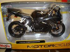 Honda CBR 1000 RR Black 1:12 Boxed
