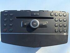 RADIO CD MERCEDES C-Class W204  A2048705590