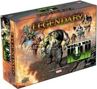 Legendary: Marvel Deck Building Game - World War Hulk