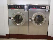 Laundromat Speedqueen 30lb washer 3 phase. (Refurbished)