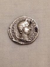 Julia maesa roman silver denarius metal detecting find coin