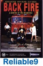 Robert Mitchum - Back fire DVD+Special features All regions Brand new not sealed