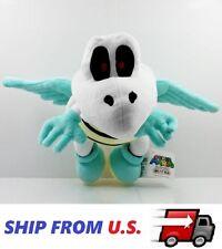 "NEW Super Mario- 7"" dry bones flying bowser Soft Stuffed Plush Toy US seller"