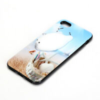 Cute Squishy 3D Lazy Cat Soft Silicone Back Case Cover for iPhone 6 6s 7 Plus6Tc