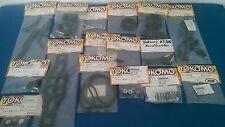 Yokomo  MR-4 / Touring Car  Ersatzteile / Spare Parts  diverse, 16 Teile