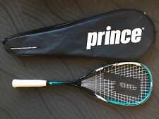 Prince Team Adrenalin 400 Squash Racket Pristine Condition W/Cover
