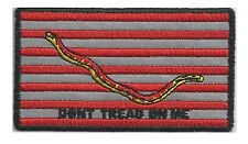 FIRST NAVY JACK - GADSDEN - IRON or SEW PATCH