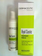 Dermaceutic Hyal Ceutic Intense Moisturizer 40ml New in box Authentic #grupk